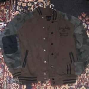 Sean John varsity jacket